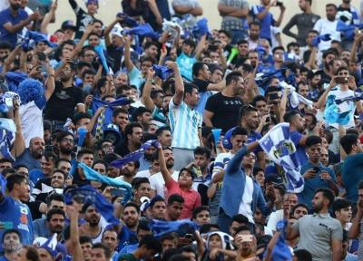 حاشیه دیدار استقلال - السد، اشک تلخ هواداران استقلال و دیوار کوتاه افتخاری و توفیقی!