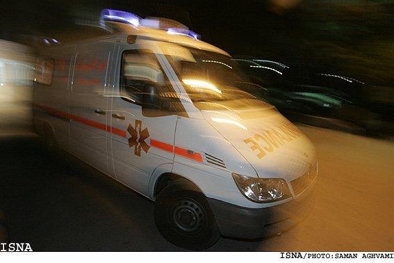 نشت آمونیاک عامل بوی بد در شیراز، یک کارگر مسموم شد