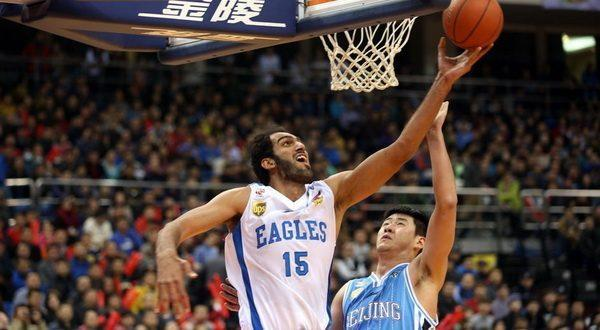 لیگ بسکتبال چین، پیروزی ژینجیانگ با ریباندهای حدادی
