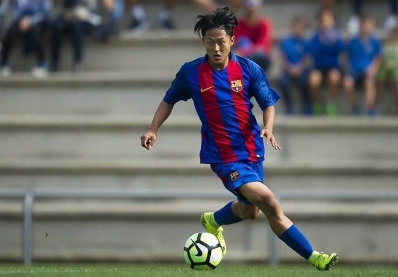 الدحیل به دنبال مهاجم پیشین بارسلونا، لسترسیتی بازیکن حریف پرسپولیس را می خواهد