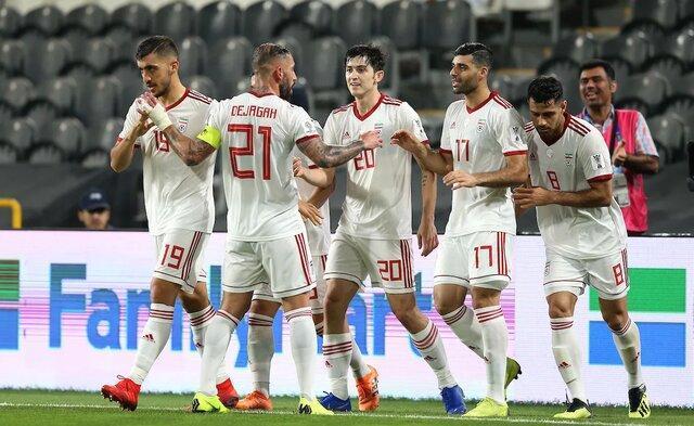 سریع ترین گل جام ملت های 2019 را طارمی زد