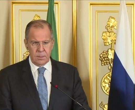 لاوروف: روسیه هم ظرف شش ماه از پیمان آی ان اف خارج می گردد