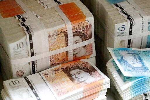 ارزش پوند بریتانیا به پایین ترین سطح در 3 سال گذشته رسید