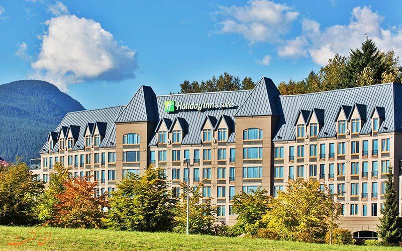 معرفی هتل 3 ستاره هالیدی این نورث ونکوور در ونکوور شمالی