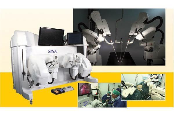 ربات جراح سینا عنوان بهترین طرح کارآفرینی چین را کسب کرد