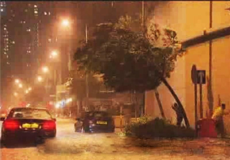 4 کشته بر اثر وقوع طوفان سهمگین فیتو در چین
