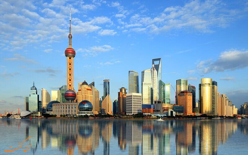 هزینه های سفر به شانگهای