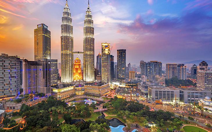 هزینه های سفر به مالزی