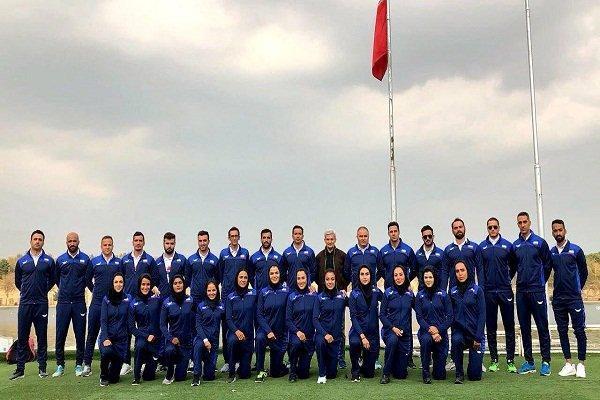 تیم ملی دراگون بوت راهی چین شد