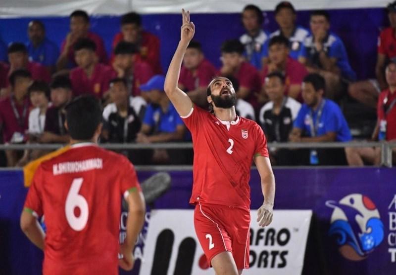 اکبری: برای کسب نتایج خوب در بازی های جهانی ساحلی یکدل شدیم