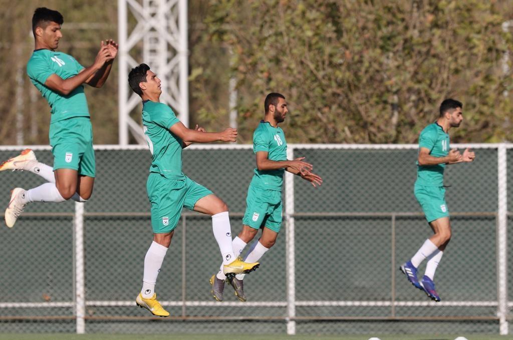 اعلام زمان تمرین امروز تیم ملی فوتبال ایران