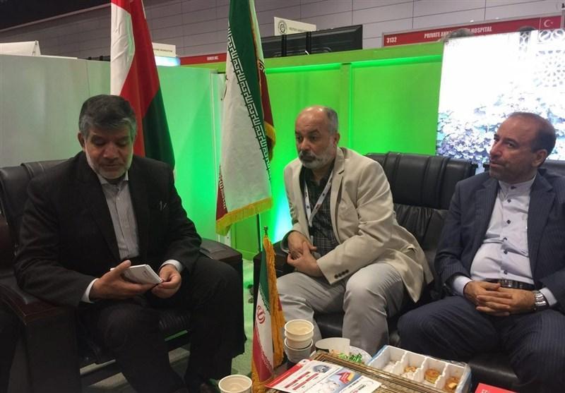فعال شدن سفارت ایران در عمان پس از سال ها، افتتاح نمایشگاه تجهیزات و خدمات پزشکی در مسقط
