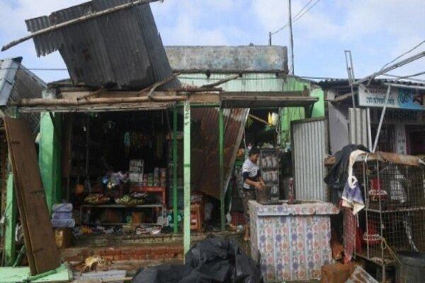 تلفات طوفان بلبل در هند و بنگلادش به 24 نفر افزایش یافت