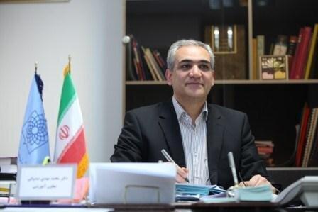 معاون آموزشی دانشگاه علوم پزشکی شهید بهشتی منصوب شد