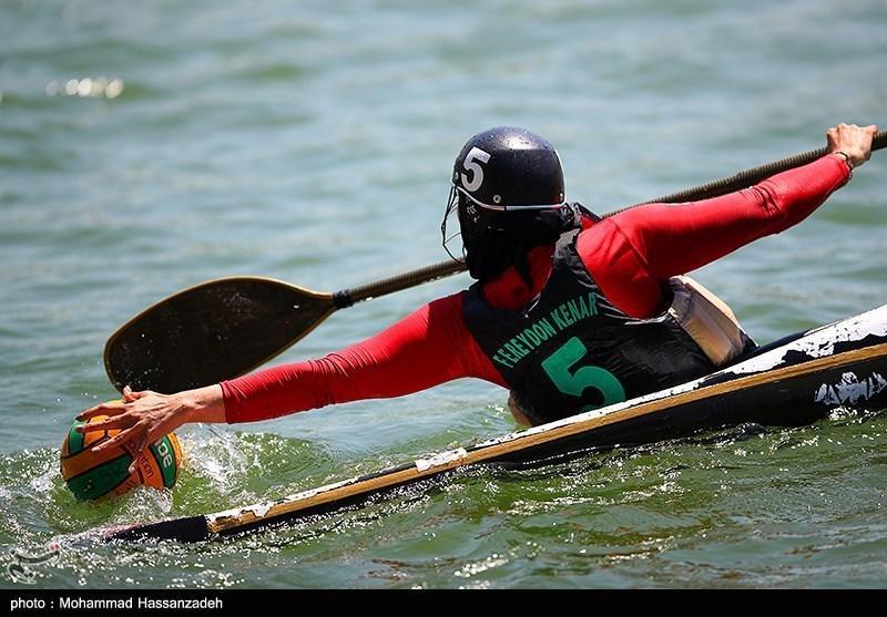 آغاز مسابقات کانوپولو قهرمانی آسیا با درخشش تیم های ایران