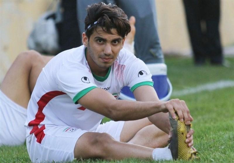 آقاجانپور بازی های انتخابی المپیک را از دست داد