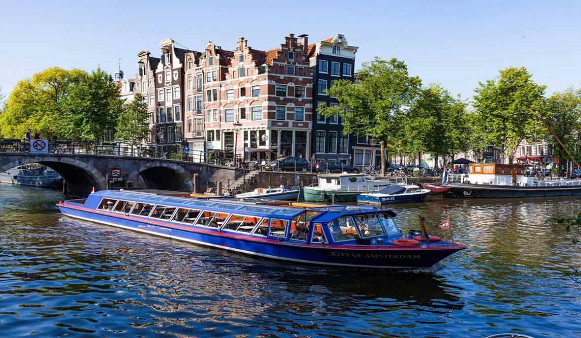 معرفی جاذبه های گردشگری آمستردام