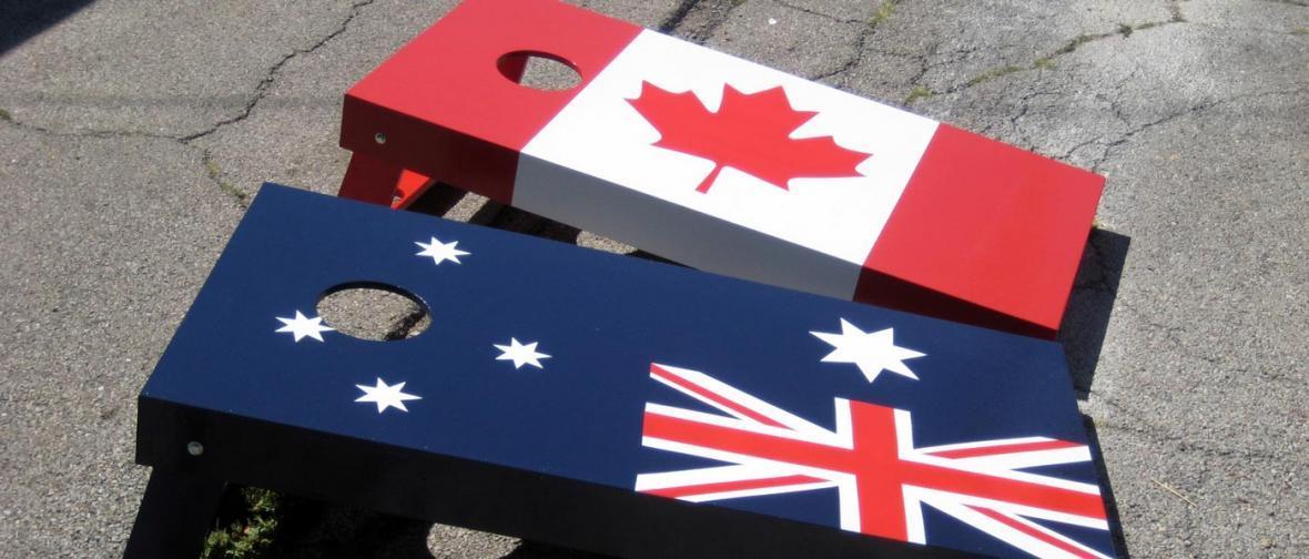 کانادا یا استرالیا ، به کجا باید رفت؟