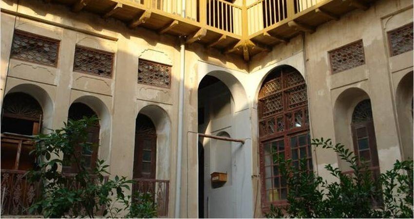 معماری بوشهر؛ سمفونی رنگ، باد و نور