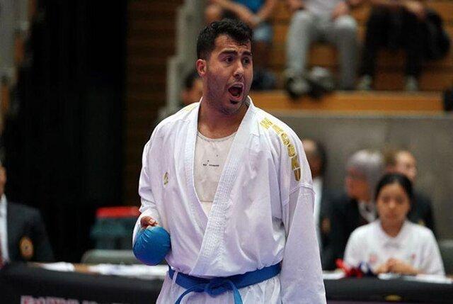 صعود علیپور، پورشیب و گنج زاده به فینال لیگ جهانی کاراته