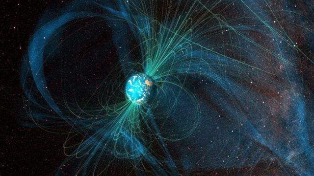 میدان مغناطیسی زمین در گذشته قوی تر بوده است