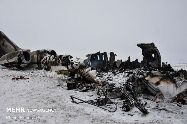 دو سرنشین زنده هواپیمای آمریکایی درافغانستان مفقود شده اند
