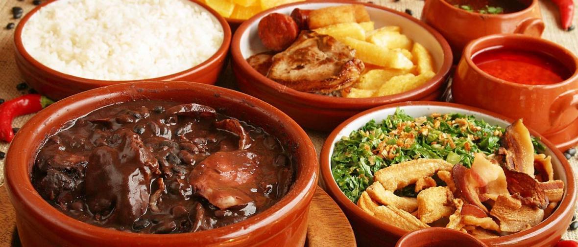 رژیم غذایی مردم برزیل