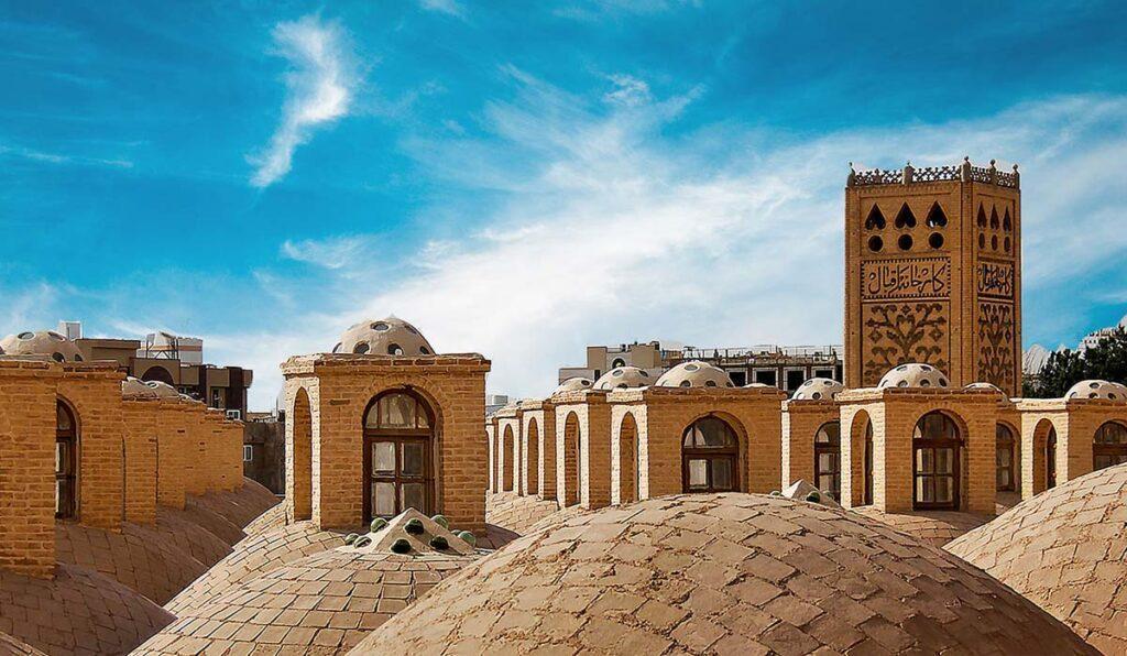 سفر به یزد، زیباترین شهر خشتی جهان