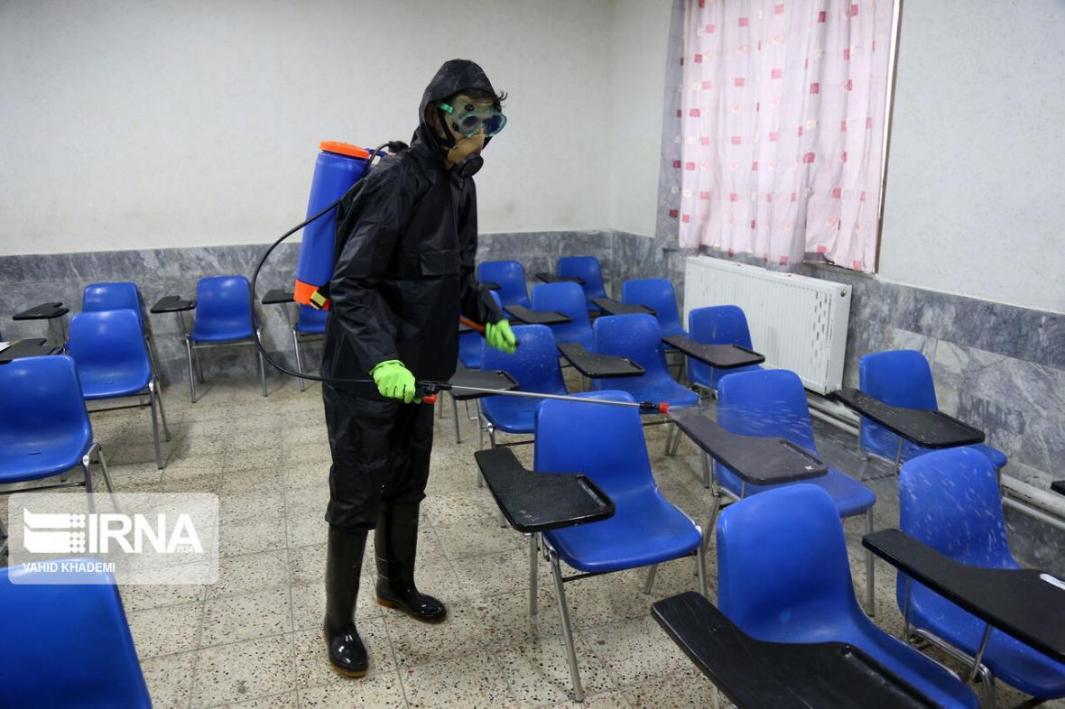 خبرنگاران ورود جدی آموزش وپرورش یزد به پیشگیری از شیوع کرونا در مدارس