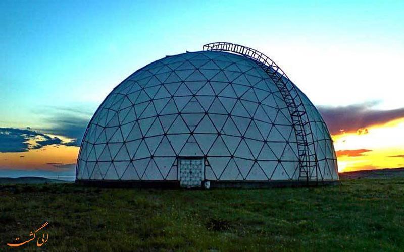 رصدخانه ایران در مراغه 800 ساله شد
