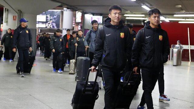 از سرگیری رقابت های لیگ چین از ماه آینده