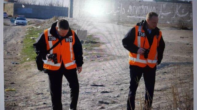 تشکیل جلسه مشترک ایران - اوکراین - کانادا برای آنالیز سانحه پرواز 752