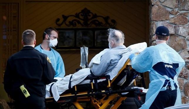 تلفات کرونا در آمریکا از 4000 نفر فراتر رفت