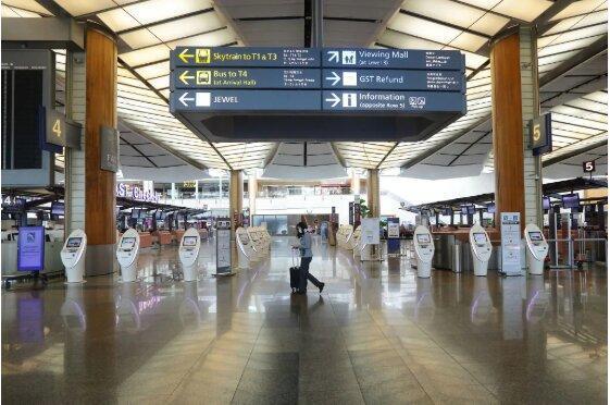 فرودگاه های جهان بعد از کرونا تبدیل به شهر ارواح شده اند