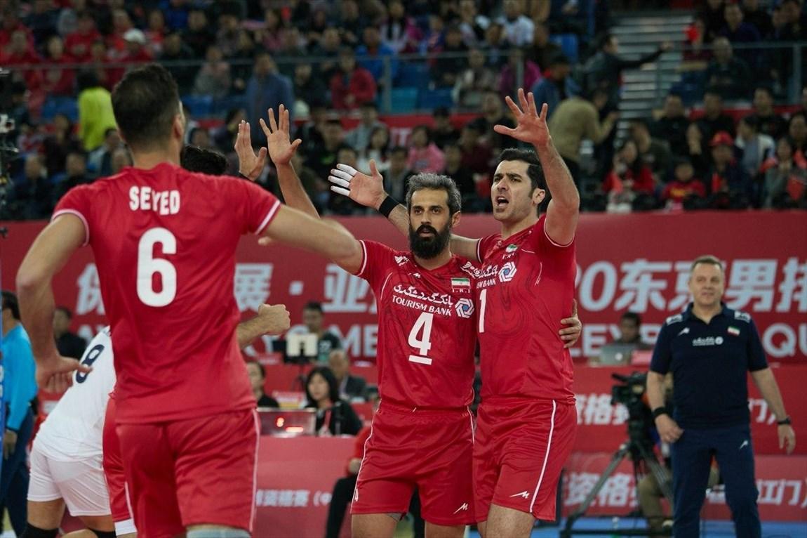کارنامه مردود برای مربیان والیبال، پاشنه آشیل تیم ملی ایران