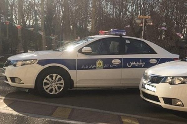 طرح جدید پلیس راهور تهران عظیم برای جریمه کردن رانندگان وسایل نقلیه