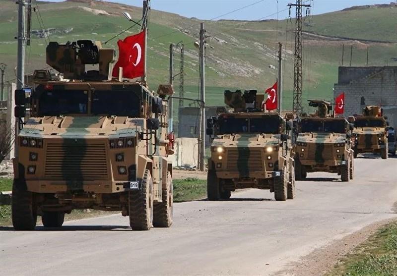 حمله به نیروهای ترکیه در ادلب، زخمی شدن 9 نظامی ترک