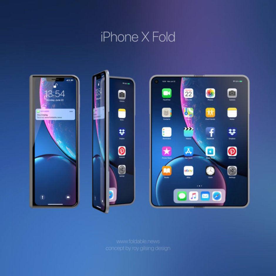 اپل گوشی جدید می زند