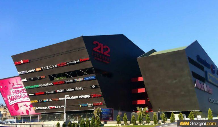 معرفی مرکز خرید 212 استانبول