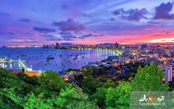 سواحل پاتایا؛ از مهمترین جاذبه های کشور تایلند، عکس