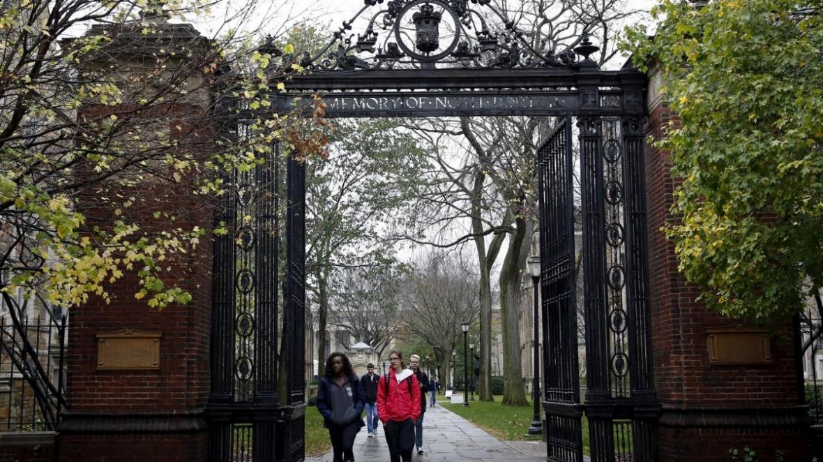 شکایت دادگستری آمریکا از یک دانشگاه، اتهام: تبعیض نژادی در پذیرش دانشجویان