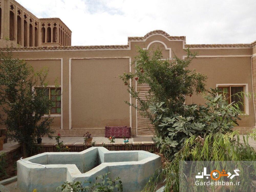 معرفی خانه تاریخی فرشادنیا در شهرستان گناباد