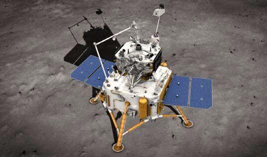 کاوشگر چین وارد مدار زمین شد