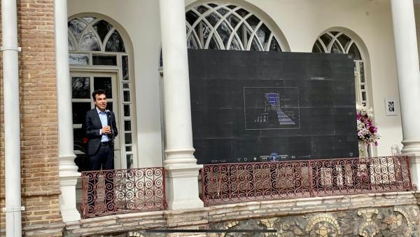 خبرنگاران تک نگاری از هنرمندان ایران و ایتالیا در مجموعه مستند از تهران تا رم