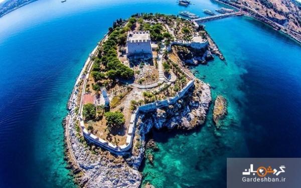 جزیره کبوتر؛ استثنائی ترین جاذبه شهر کوش آداسی
