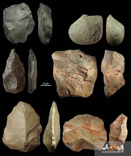کشف یافته های جدید پارینه سنگی از جنوب شرق ایران