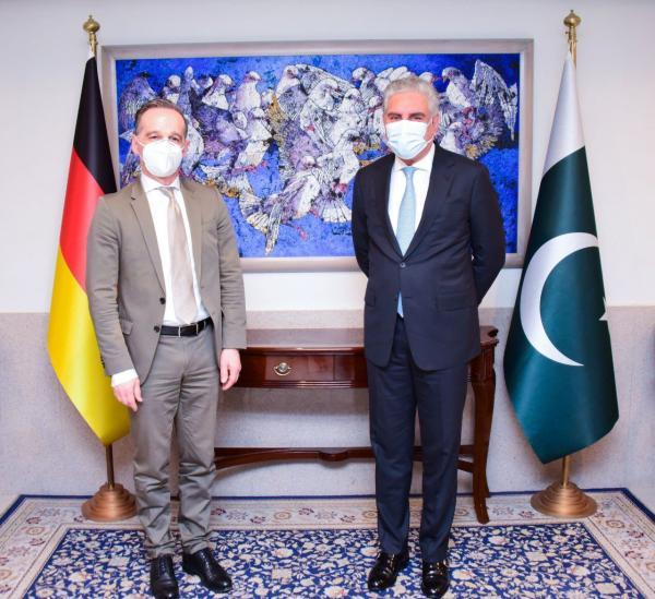 وزیرخارجه آلمان وارد اسلام آباد شد