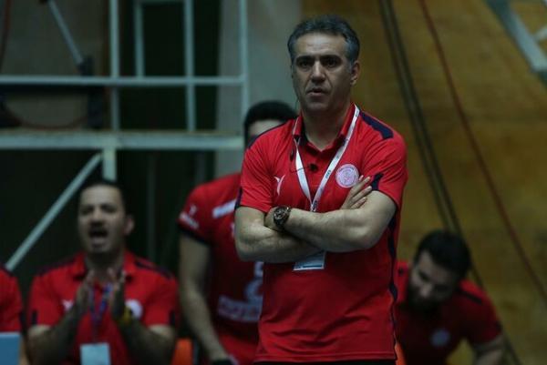 سید عباسی: دریافت و سرویس از ضعف های سنتی والیبال ایران است، فقط باید تمرین کرد